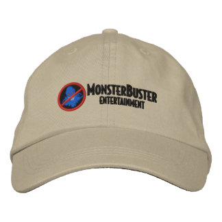 MonsterBuster Cap Embroidered Hat