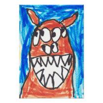 Monsterific 1 Print