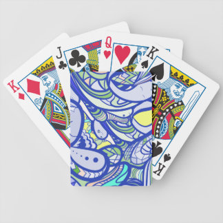 Monsterkids Bicycle Playing Cards