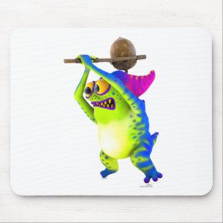 Monsterlings - Clobber Mouse Pad