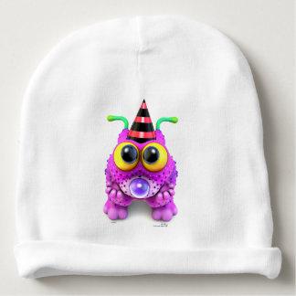 Monsterlings - Poof Gots Nones Baby Beanie