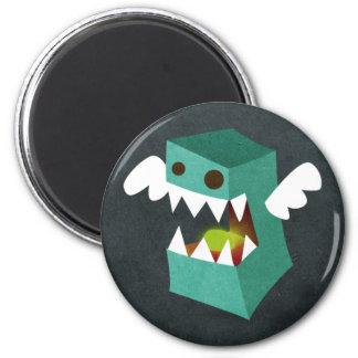 Monstermallow Magnet