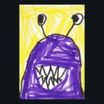 "Monsterpiece Print<br><div class=""desc"">Kids Art