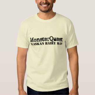 MonsterQuest Playeras