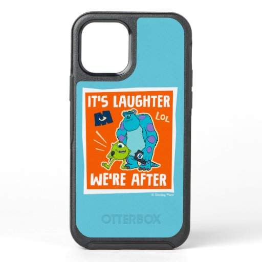 Monsters at Work | It's Laughter We're After OtterBox Symmetry iPhone 12 Case
