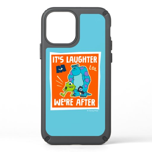 Monsters at Work | It's Laughter We're After Speck iPhone 12 Case