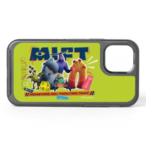 Monsters at Work | Monsters Inc. Facility Team OtterBox Symmetry iPhone 12 Case