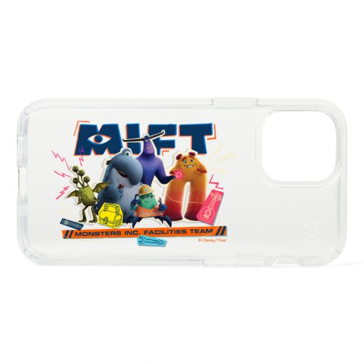 Monsters at Work | Monsters Inc. Facility Team Speck iPhone 12 Case