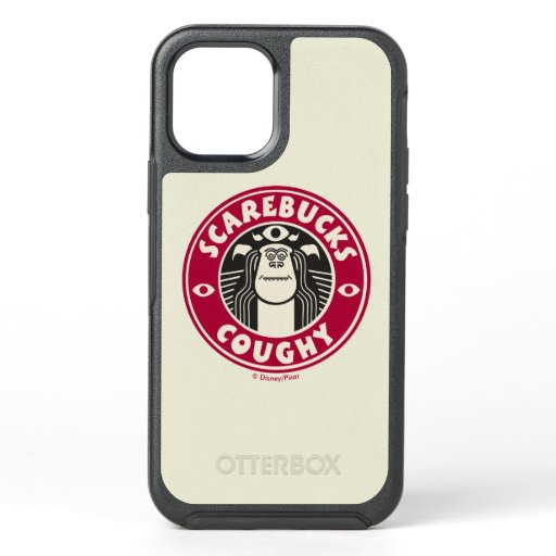 Monsters at Work | Scarebucks Coughy OtterBox Symmetry iPhone 12 Case