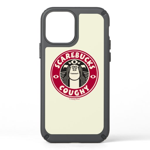 Monsters at Work | Scarebucks Coughy Speck iPhone 12 Case