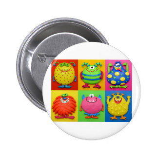 Monsters Button