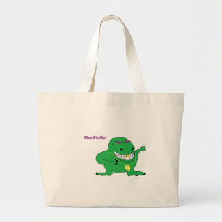 MonSteRs! Canvas Bags