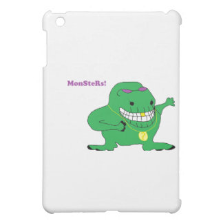 MonSteRs! Case For The iPad Mini