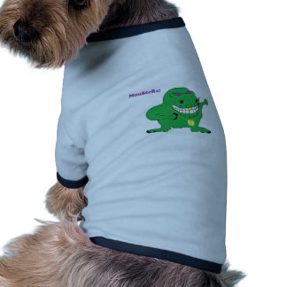 MonSteRs! Doggie T Shirt
