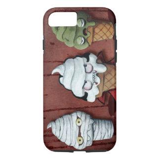 Monsters Halloween Team! iPhone 7 Case