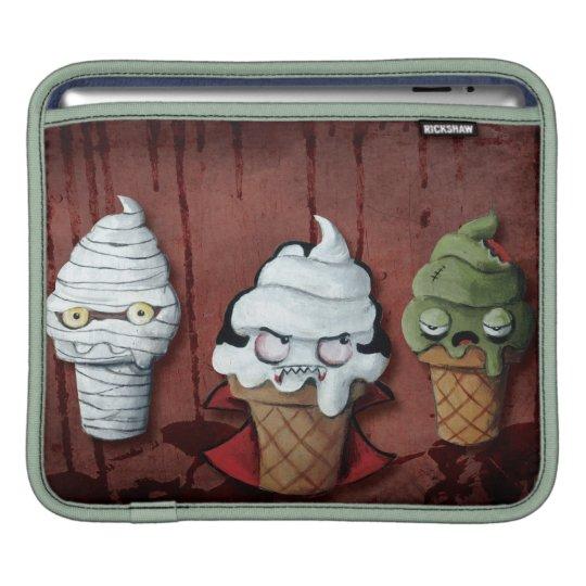 Monsters Halloween Team! Sleeve For iPads