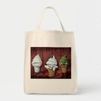 Monsters Halloween Team! Tote Bag