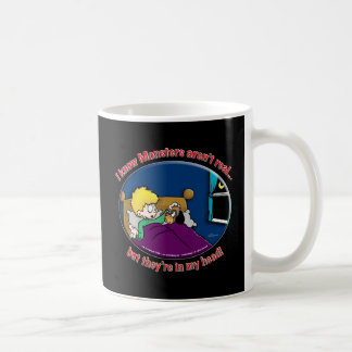 Monsters in my head coffee mug