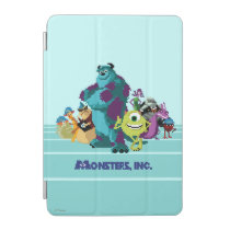 Monsters Inc 8Bit Mike, Sully, and the Gang iPad Mini Cover