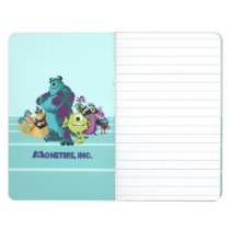 Monsters Inc 8Bit Mike, Sully, and the Gang Journal