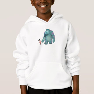Monsters Inc. Boo And Sulley walking Hoodie