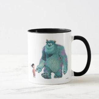 Monsters Inc. Boo And Sulley walking Mug