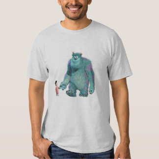 Monsters Inc. Boo And Sulley walking Tee Shirt