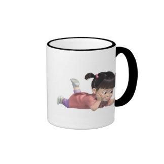 Monsters, Inc. Boo Disney Ringer Coffee Mug