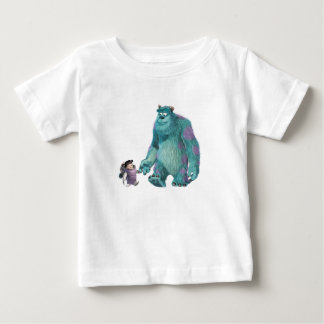 Monster's, Inc. Boo in costume with Sulley Disney Baby T-Shirt
