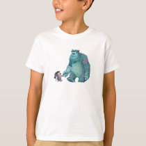 Monster's, Inc. Boo in costume with Sulley Disney T-Shirt