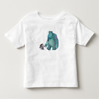 Monster's, Inc. Boo in costume with Sulley Disney Shirt