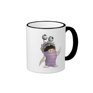 Monsters Inc. Boo in her Monster Costume Ringer Mug