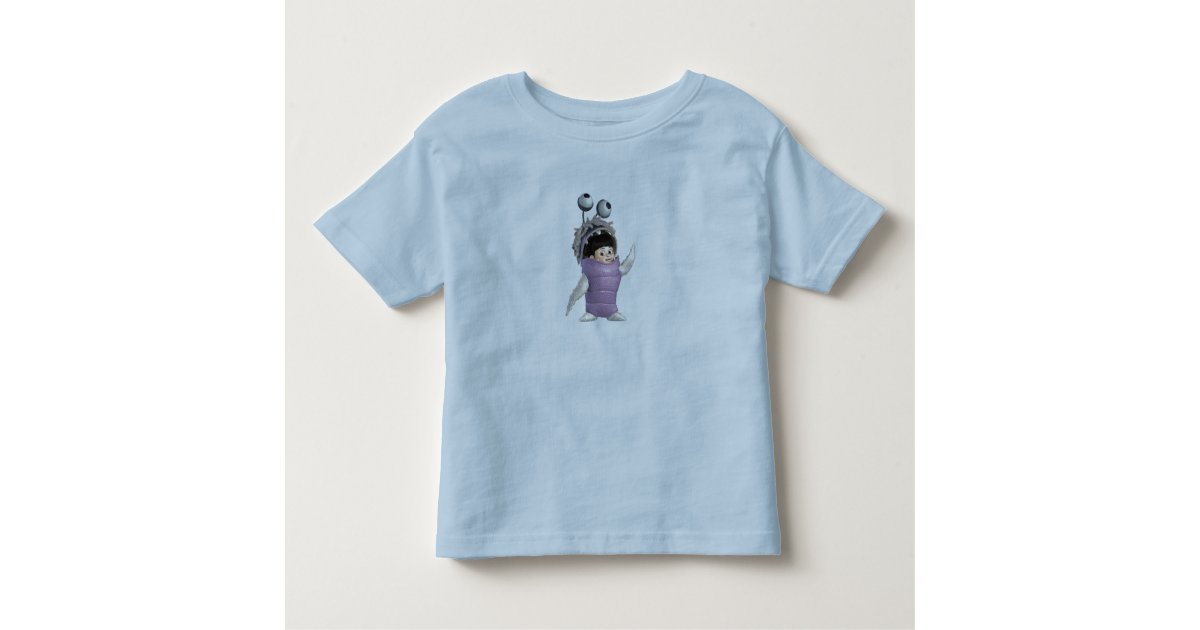 Monsters Inc Boo In Her Monster Costume Toddler T Shirt Zazzle Com
