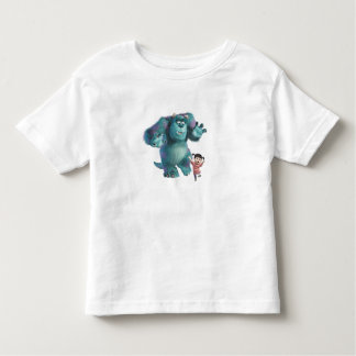 Monsters Inc. Boo & Sulley  Toddler T-shirt