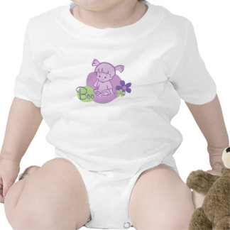 Monsters Inc. Boo Baby Bodysuits