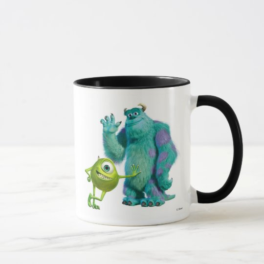 Monsters Inc. Mike and Sulley Mug
