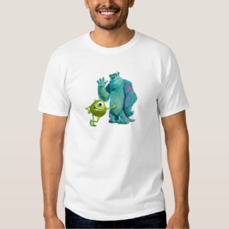 Monsters Inc. Mike and Sulley Shirt