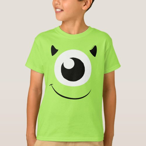 Monsters Inc  Mike Face T_Shirt