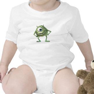 Monsters, Inc. Mike listo para el negocio Disney Traje De Bebé