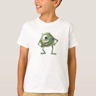 Monsters, Inc. Mike Ready for Business Disney T-Shirt