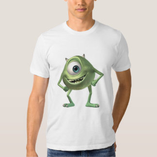 Monsters, Inc. Mike Ready for Business Disney T-shirts