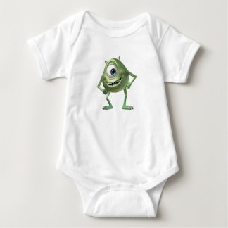 Monsters, Inc. Mike Ready for Business Disney Tee Shirt