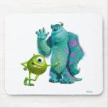 Monsters Inc. Mike y Sulley Alfombrillas De Raton