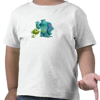 Monsters Inc Mike y Sulley Camiseta