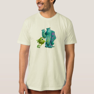 Monsters Inc. Mike y Sulley Remera