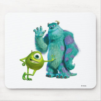 Monsters Inc. Mike y Sulley Tapetes De Raton