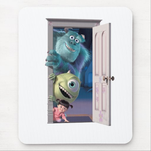 Monsters, Inc.  Mouse Pad