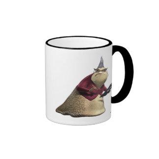 Monsters, Inc. Roz Disney Ringer Coffee Mug