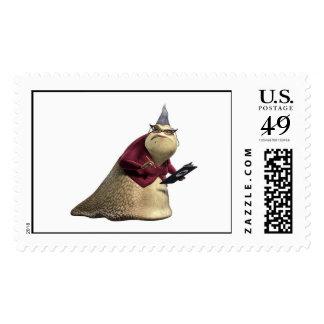 Monsters, Inc. Roz Disney Sello Postal