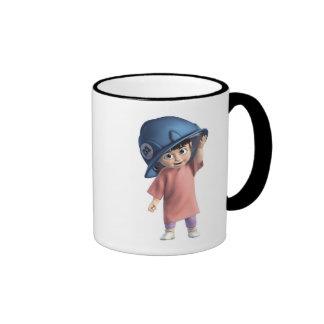 Monsters, Inc.'s Boo Disney Ringer Coffee Mug